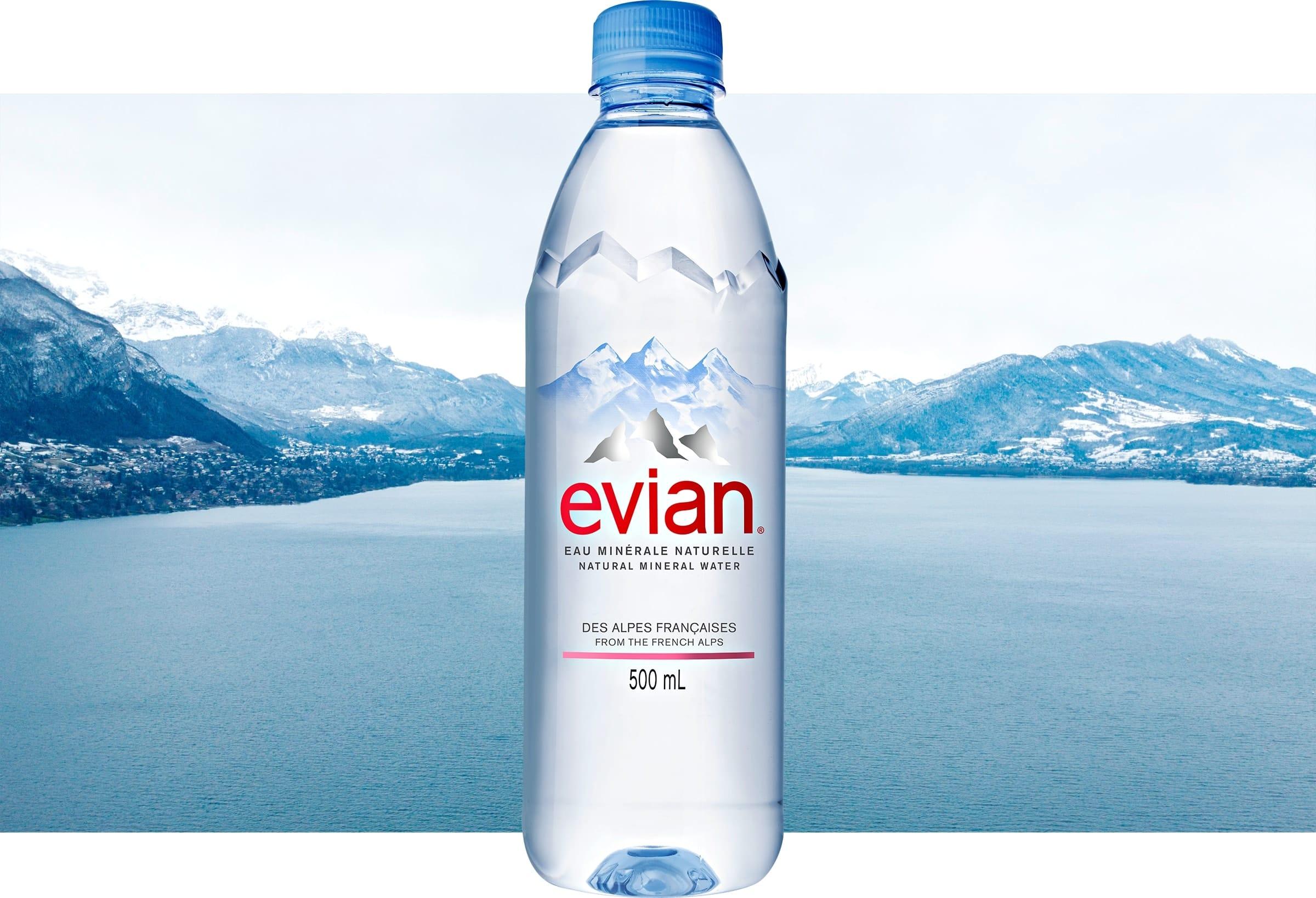 Hasil carian imej untuk evian water actor